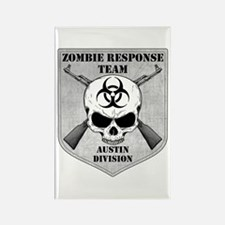 Zombie Response Team: Austin Division Rectangle Ma