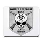 Zombie Response Team: Austin Division Mousepad
