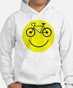 Smiley Cycle Hoodie