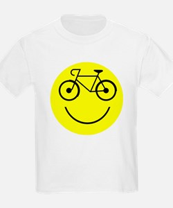 Smiley Cycle T-Shirt