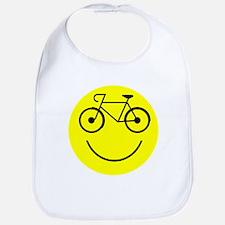 Smiley Cycle Bib