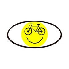 Smiley Cycle Patches