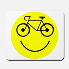 Smiley Cycle Mousepad