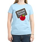 Fun 3rd Grade Teacher Gift Women's Light T-Shirt