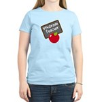 Fun 4th Grade Teacher Gift Women's Light T-Shirt