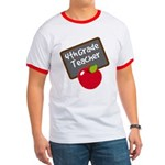 Fun 4th Grade Teacher Gift Ringer T