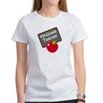 Fun 4th Grade Teacher Gift Women's T-Shirt