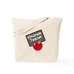 Fun 5th Grade Teacher Gift Tote Bag