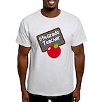 Fun 5th Grade Teacher Gift Light T-Shirt