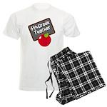 Fun 5th Grade Teacher Gift Men's Light Pajamas