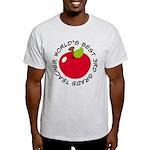World's Best 3rd Grade Teacher Gift Light T-Shirt