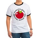 World's Best 3rd Grade Teacher Gift Ringer T
