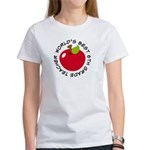 World's Best 6th Grade Teacher Gift Women's T-Shir