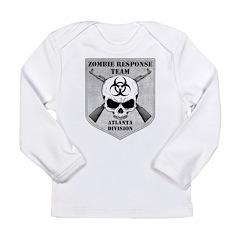 Zombie Response Team: Atlanta Division Long Sleeve