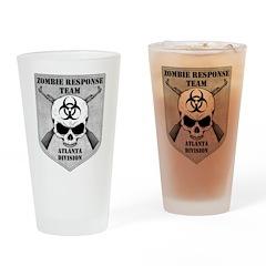 Zombie Response Team: Atlanta Division Drinking Gl