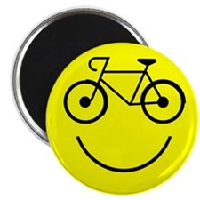 Cute Cycling Magnet