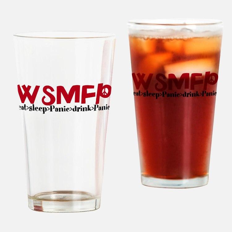 Cute Widespread panic Drinking Glass