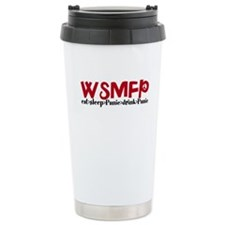 Cute Wsmfp Travel Mug