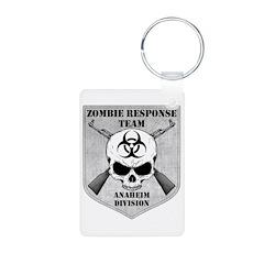 Zombie Response Team: Anaheim Division Keychains