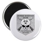 Zombie Response Team: Albuquerque Division Magnet