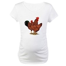 Production Red Chickens Shirt