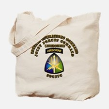 SOF - Joint Forces Command - SSI Tote Bag
