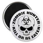 Zombie Hunter 4 Magnet