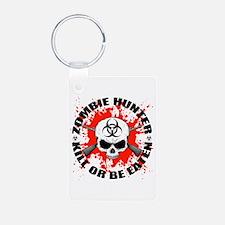 Zombie Hunter 4 Keychains