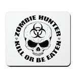 Zombie Hunter 4 Mousepad