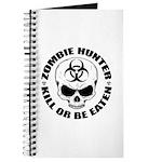 Zombie Hunter 4 Journal