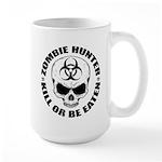 Zombie Hunter 4 Large Mug