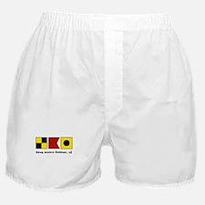 Long Beach Island, NJ Boxer Shorts
