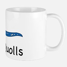 Q is for Quolls Small Small Mug