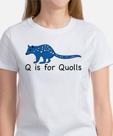 Q is for Quolls Tee