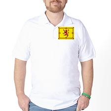 Cute Scottish lion T-Shirt