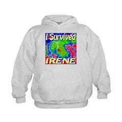 I Survived Irene Hoodie