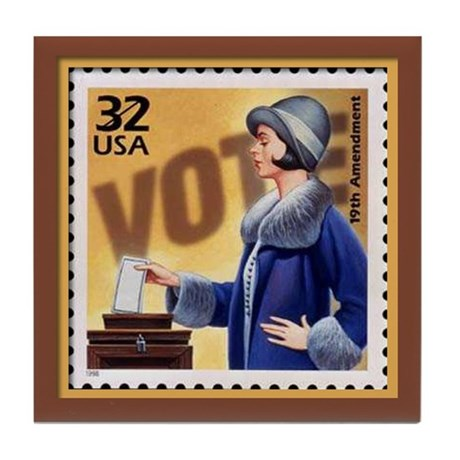 vote... Tile Coaster