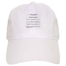'Breakfast Club Detention' Baseball Cap