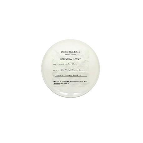 'Breakfast Club Detention' Mini Button (10 pack)