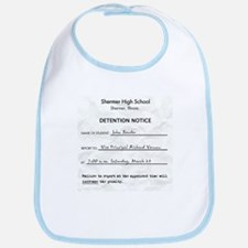 'Breakfast Club Detention' Bib