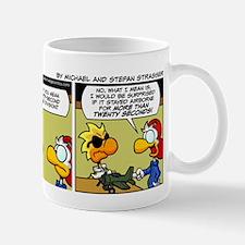 0322 - Twenty-second airborne Mug