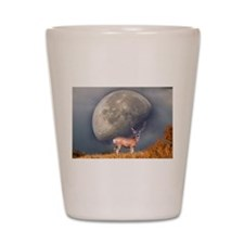Dream buck 2 Shot Glass