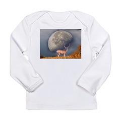 Dream buck 2 Long Sleeve Infant T-Shirt