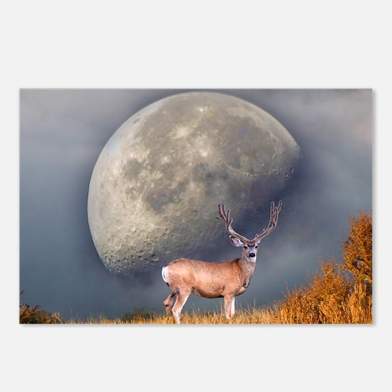 Dream buck 2 Postcards (Package of 8)
