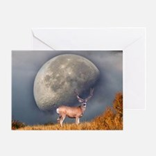 Dream buck 2 Greeting Card