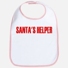Santa's Helper Bib