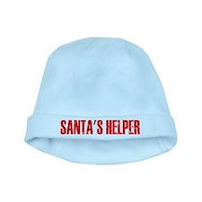Santa's Helper baby hat
