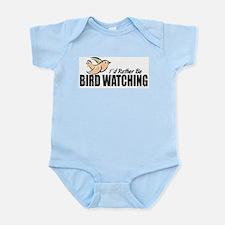 Bird Watching Infant Bodysuit