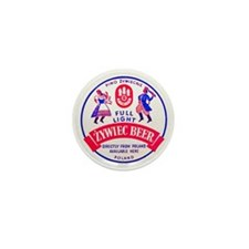Poland Beer Label 2 Mini Button (100 pack)
