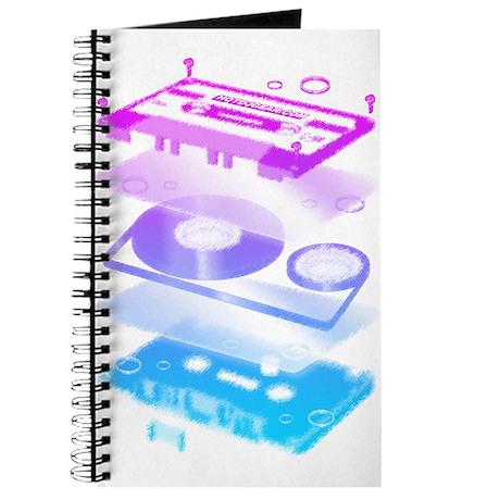 Cassette Explosion Journal